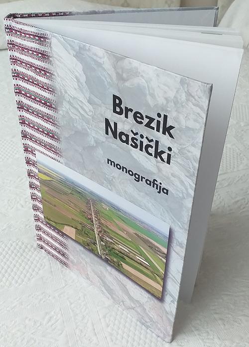 Monografija Brezik Našički